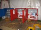 2006 08. 07.-11. Aufbau