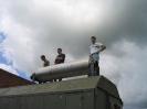2008 08. 06.-13. Aufbau